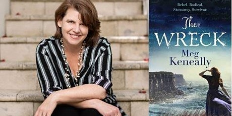 Cowra Library Meg Keneally Author Talk tickets