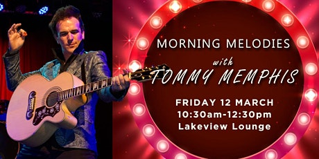 Tommy Memphis Morning Melodies tickets