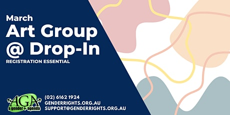 March Drop-In with Art Group at AGA tickets