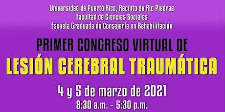 Primer Congreso Virtual de Lesión Cerebral Traumática entradas
