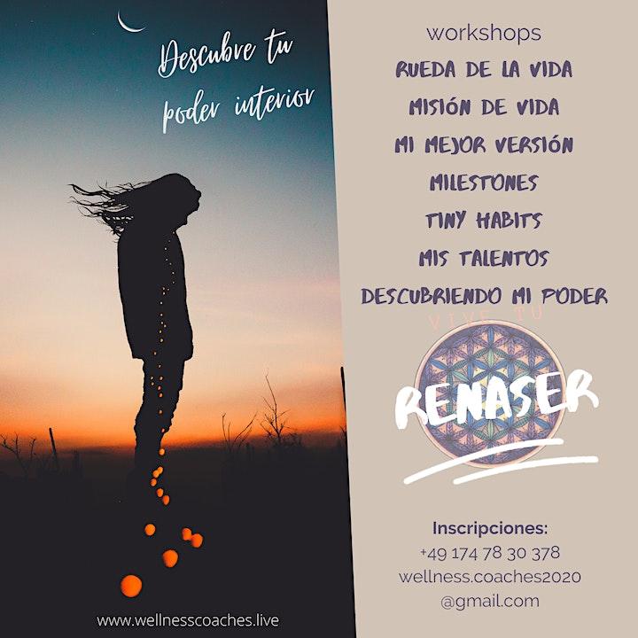 Imagen de RENASER: Descubre tu poder interior