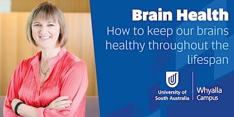Brain Health tickets