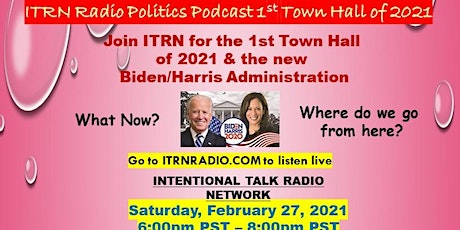 Copy of A Biden/Harris Administration — What Now? tickets