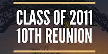 Class of 2020 10 Year Reunion tickets