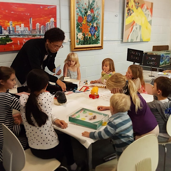 SOLD OUT Mini Maker Tours for Kids! image