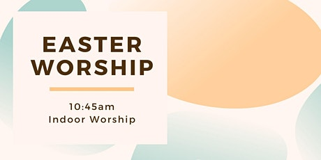 10:45am Easter Sunday Worship 2021 tickets