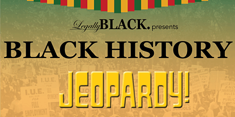 Black History Jeopardy! tickets