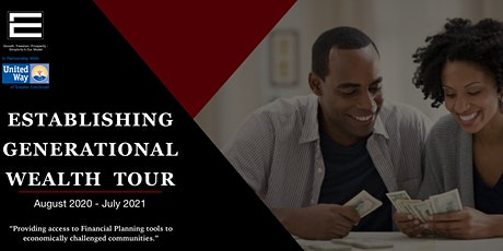 Establishing Generational Wealth Tour tickets