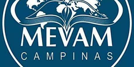 MEVAM CAMPINAS/ TARDE ingressos