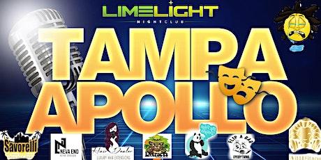 Tampa Apollo Championship Event tickets