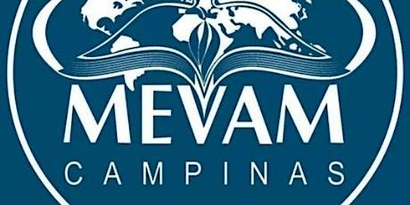 CULTO MEVAM CAMPINAS/ NOITE ingressos