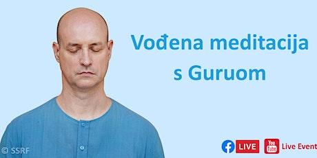 Vođena meditacija s Guruom tickets