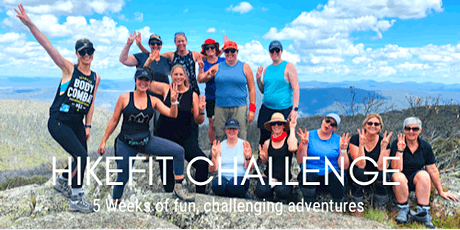 ATICA Wilderness Adventures 5 Week Winter HikeFIT Challenge tickets
