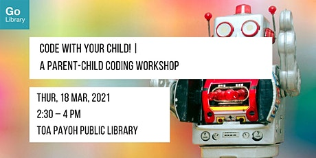 Code With Your Child! tickets