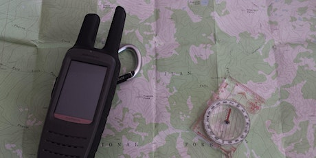 Women's Map and Compass / GPS Orientation Classes boletos