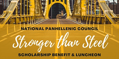 2021 Pittsburgh Alumnae Panhellenic Scholarship Benefit Luncheon tickets