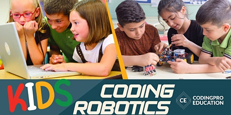 April Holiday Program at Stanhope Gardens- Robotics (6-11 years old) tickets