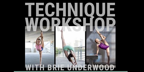 Technique Workshop (Beg/Int Ages 6-11) tickets