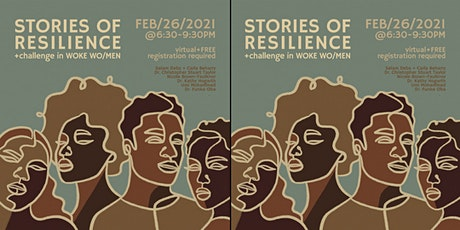 Stories of Resilience + Challenge in WOKE WO/MEN | Black History Month Ed. tickets