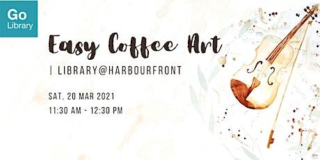 Easy Coffee Art tickets