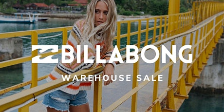 Billabong Warehouse Sale - February 2021 - Santa Ana, CA tickets