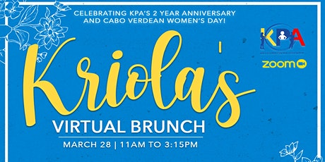 Kriola's Day Virtual Brunch tickets