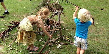 Bush School 3: Natural Survival(5-12 years old) tickets