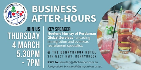 DBCCI BUSINESS AFTER-HOURS tickets
