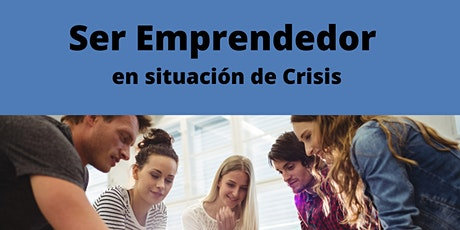Seminario Ser emprendedor (en épocas de crisis) tickets