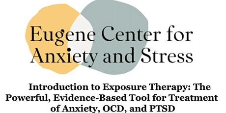 Introduction to Exposure Therapy tickets