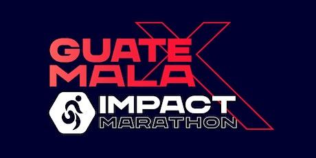 Guatemala x Impact Marathon 2021 entradas