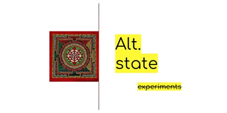 Alt. state experiments: Ideas of India - Music and Yoga 2 hr experience tickets