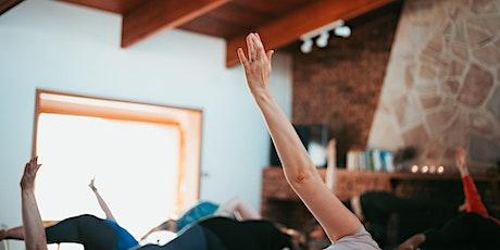 EVOLVE Yoga Retreats I The  Winter Weekender tickets