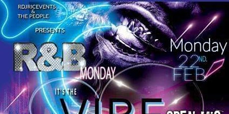 VIBE R&B Monday karaoke and Independent artist showcase. tickets