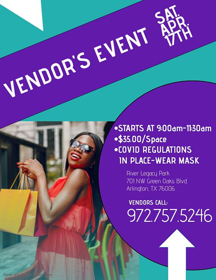 VENDORS WANTED image