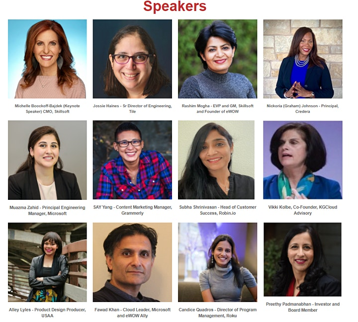 eWOW 2021 Virtual Summit - ONLINE event  (ATTEND FROM ANYWHERE) image
