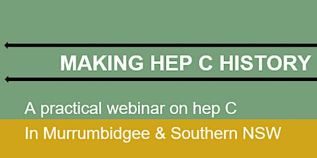 Making Hep C History: A Practical Webinar tickets