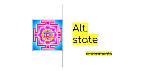 Alt. state experiments: Electronica - Music and Yoga 2 hr experience tickets