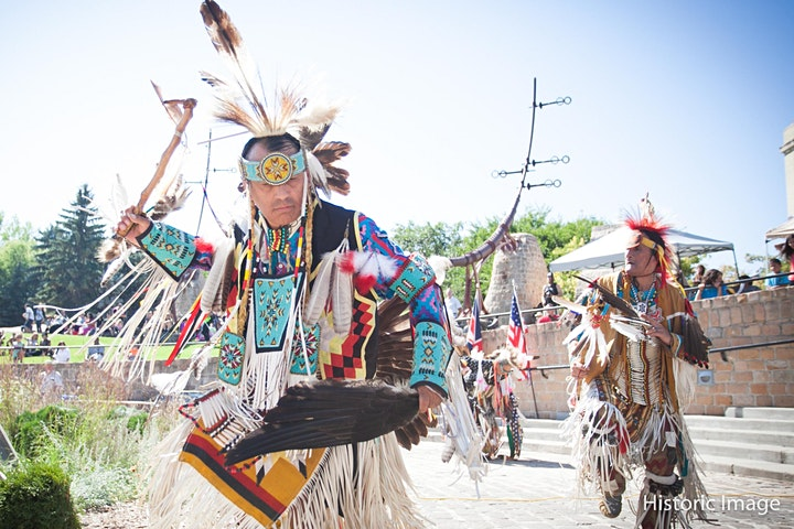 All Nations Pow Wow Multicultural Gathering image