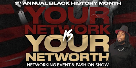 Your Network Is Your Networth 2k21 tickets