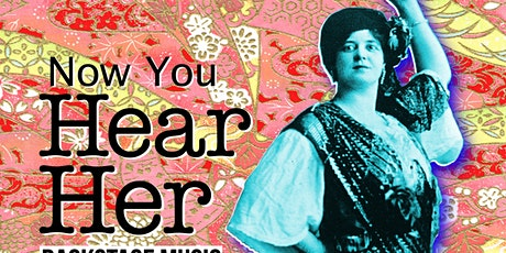 Now You Hear Her - Clothing Music tickets