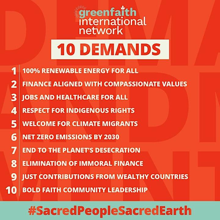 Sacred People, Sacred Earth image