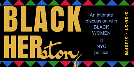 Black HerStory: An Intimate Discussion with Black Women in NYC Politics tickets