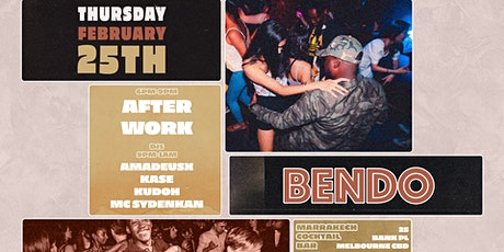 AfroCaribbean Party by Bendo Thursday - Melbourne tickets