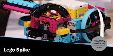 Lego Spike tickets