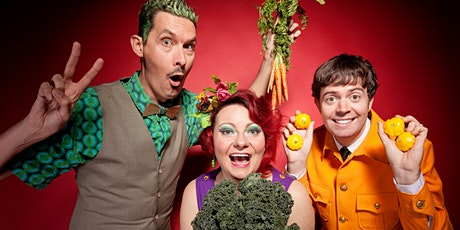 The Vegetable Plot: Get Fresh tickets