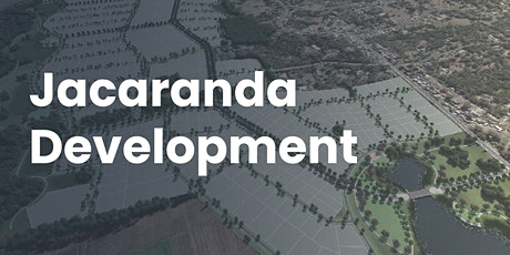 Jacaranda Development Information Session tickets