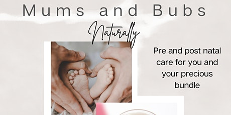 Mums & Bubs Naturally tickets