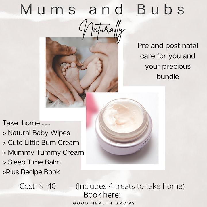 Mums & Bubs Naturally image