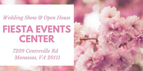 Wedding Show & Open House | Fiesta Events Center tickets